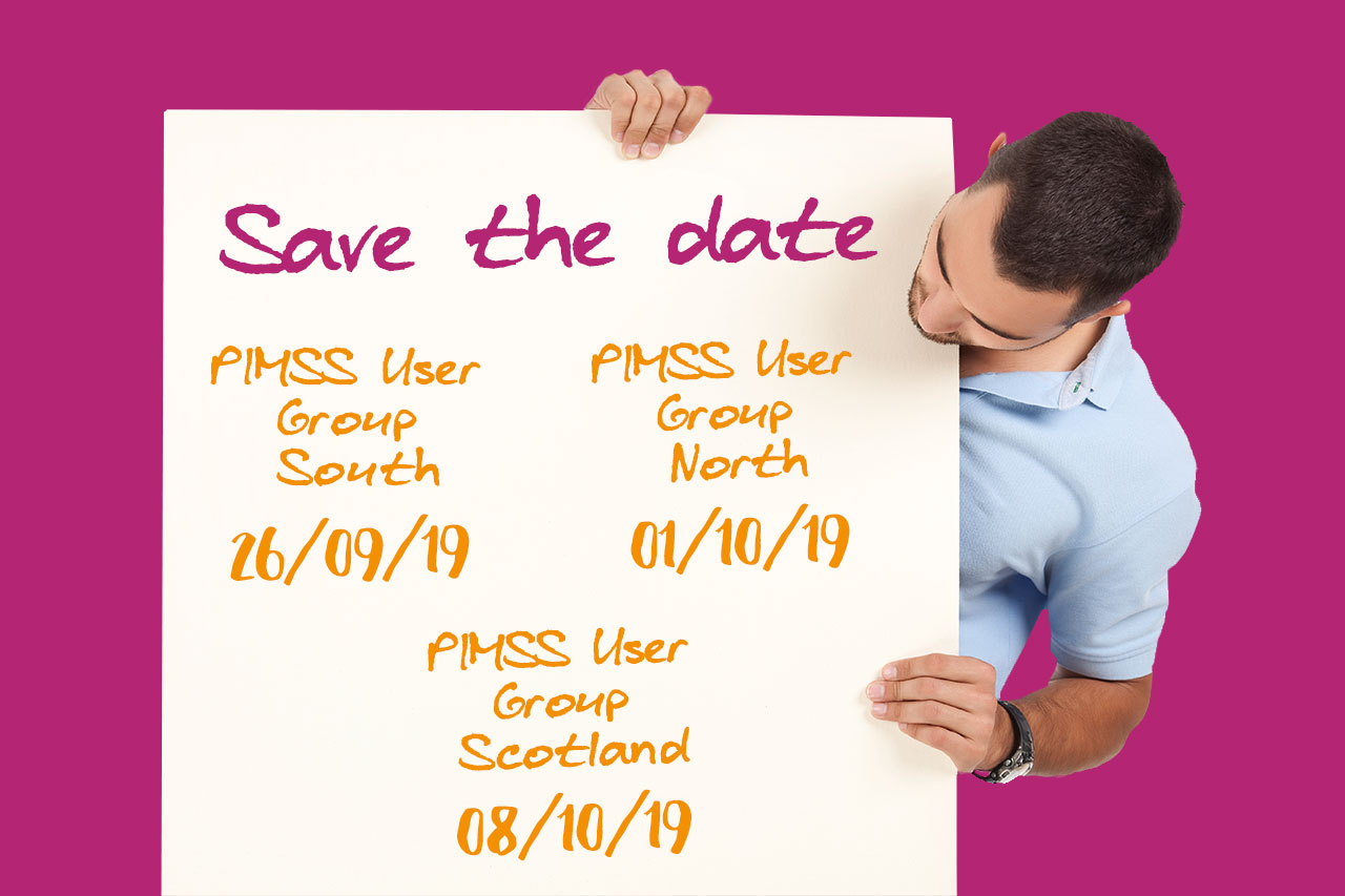 User Group Save The Date